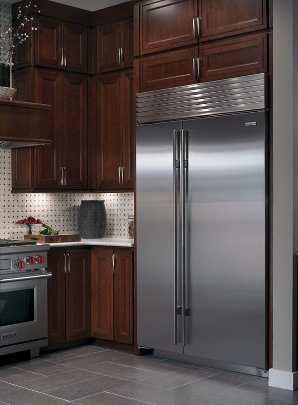 Best Rated Refrigerators >> Sub-Zero BI48SSTH 48 Inch Built-in Side-by-Side ...