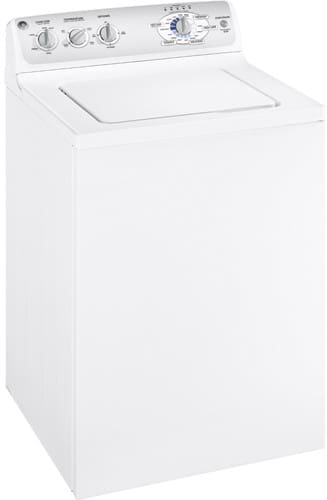 Ge Wwse5240gww 27 Inch Top Load Washer With 3 2 Cu Ft