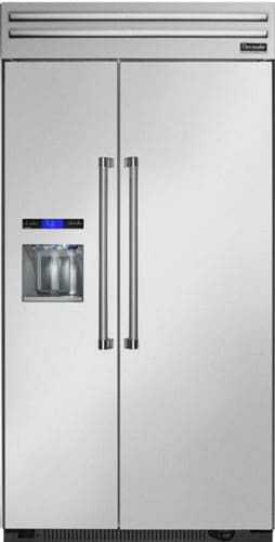 Thermador T42bd820ns 42 Inch Built In Side By Side