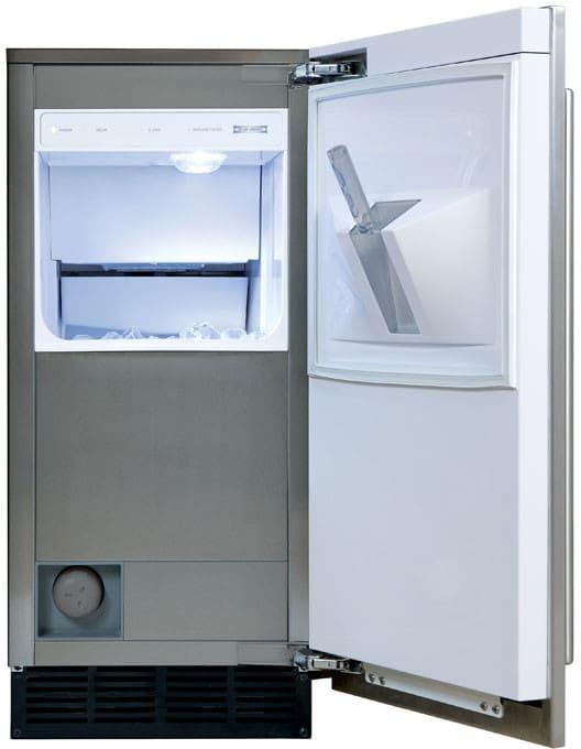 Sub Zero Uc15io 15 Inch Built In Outdoor Ice Machine With
