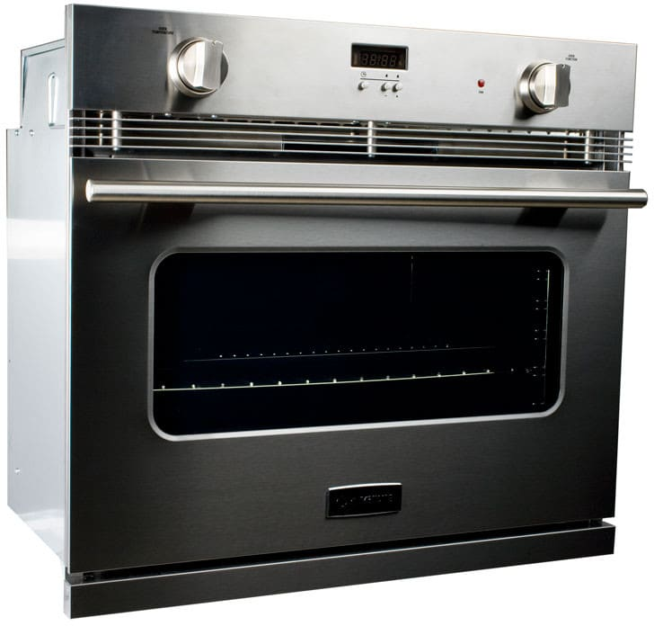 Verona Vebig30 30 Inch Single Gas Wall Oven With 3 0 Cu