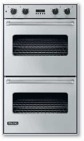 Viking Vedo127wh 27 Inch Double Electric Wall Oven With 4