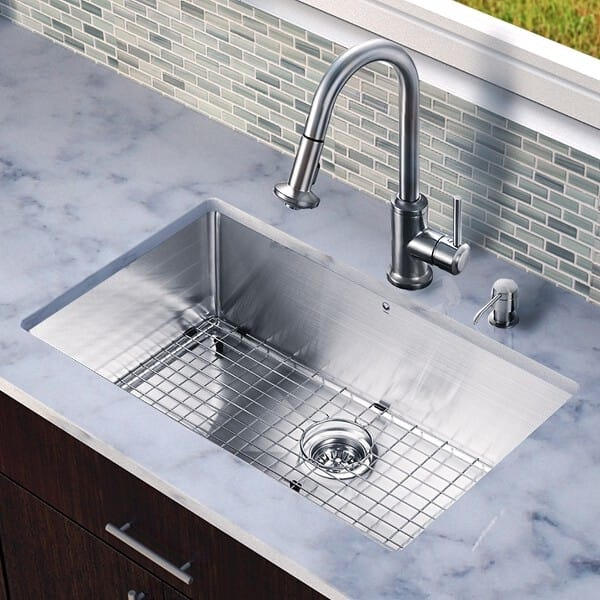 ada undermount kitchen sink vigo industries vg15167 32 inch undermount single bowl 3986