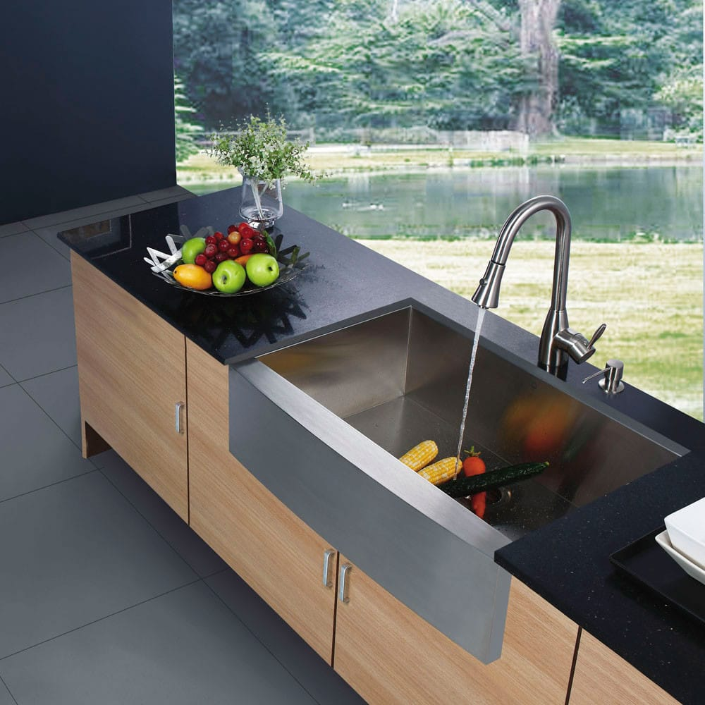 vigo industries vg3020c kitchen view