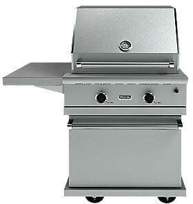 Viking vgbq13002lss 30 inch built in gas grill with 480 sq for Viking built in grill