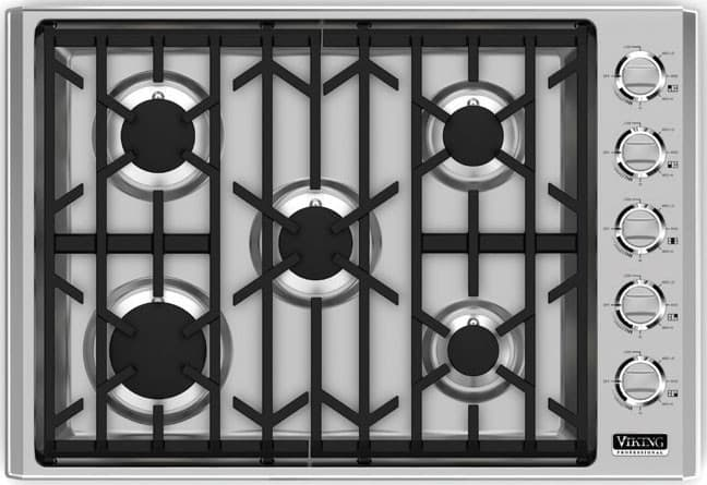 Natural Gas Cooktop Btu