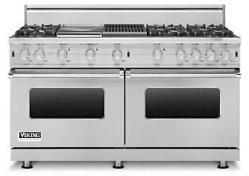 Viking Vgcc5606gqss 60 Inch Pro Style Gas Range With 6 Vsh
