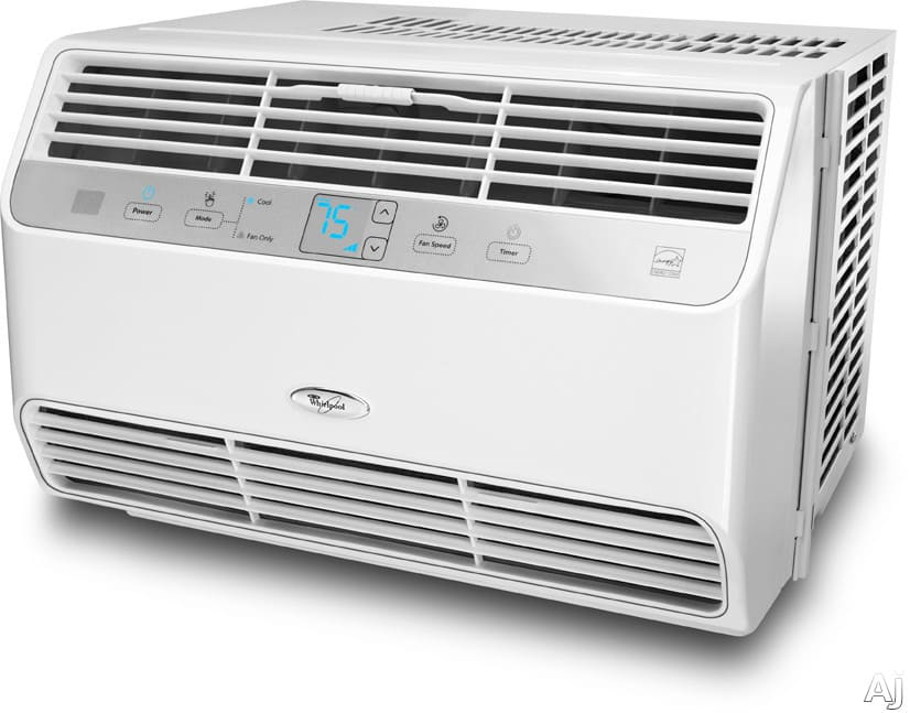 Whirlpool W5wce065xw 6 300 Btu Room Air Conditioner With