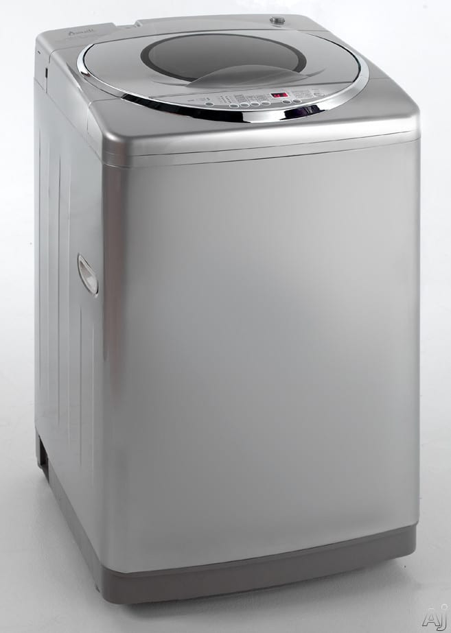 Avanti W798ss 21 Inch Portable Washer With 1 76 Cu Ft Capacity 12