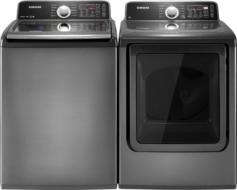 Samsung Wa456drhdsu 27 Inch Top Load Washer With 4 5 Cu