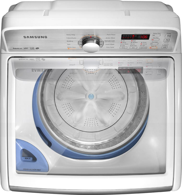 Samsung Wa456drhpwr 27 Inch Top Load Washer With 4 5 Cu