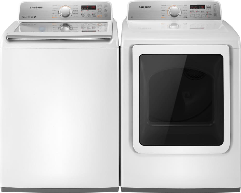 Samsung Wa456drhdwr 27 Inch Top Load Washer With 4 5 Cu