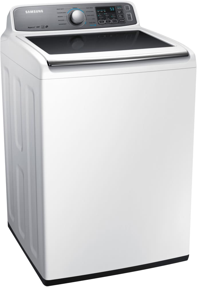 Samsung Wa48h7400aw 27 Inch 4 8 Cu Ft Top Load Washer