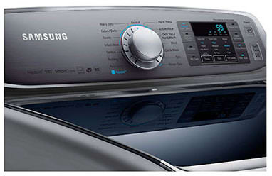 Samsung Wa50f9a8dsp 27 Inch Top Load Washer With 5 0 Cu