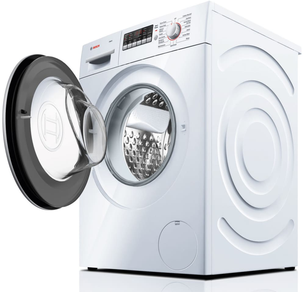 Bosch Washing Machine Stackable bosch wap24201uc 24 inch 2.2 cu. ft. front load washer with 15