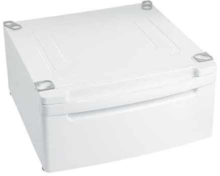 Lg wdp5v: laundry pedestal graphite steel | lg usa.
