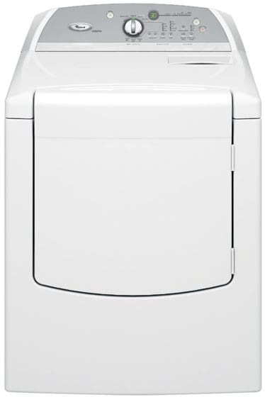 Whirlpool Wed6200sw 29 Inch Electric Dryer With 7 0 Cu Ft