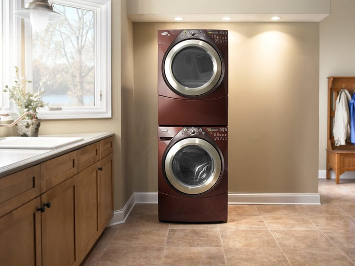 Whirlpool Wed9500tc 27 Inch Electric Steam Dryer With 7 0