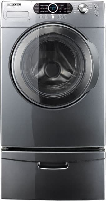 Samsung Wf328aag 27 Inch Front Load Washer With 3 4 Cu Ft