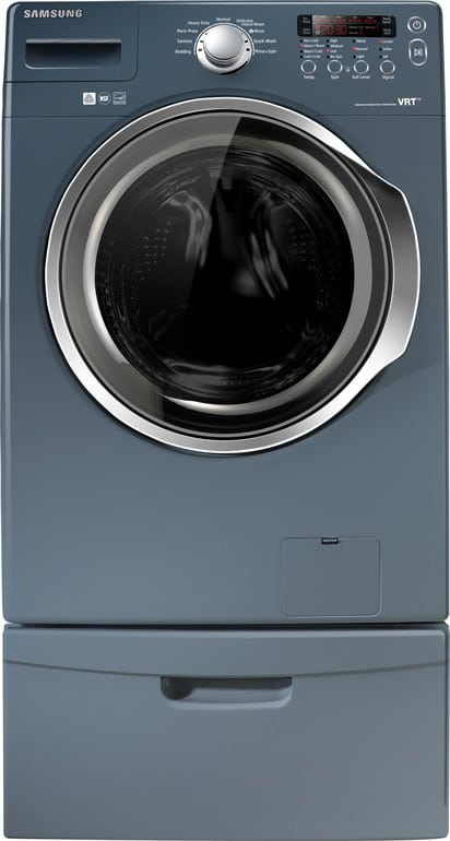 Samsung Wf330anb 27 Inch Front Load Washer With 3 7 Cu Ft