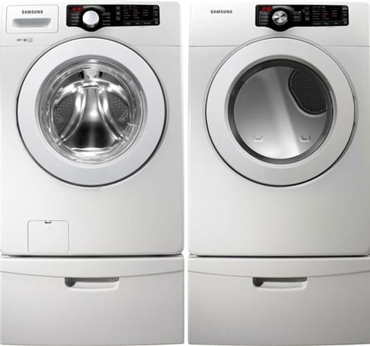 Samsung Wf361bvbewr 27 Inch Front Load Washer With 3 6 Cu