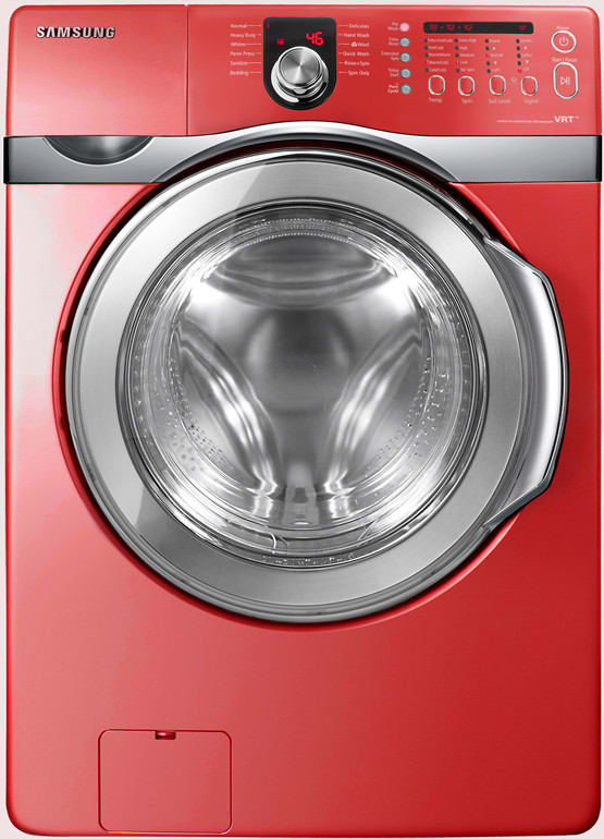 Samsung Wf410anr 27 Inch Front Load Washer With 4 3 Cu Ft