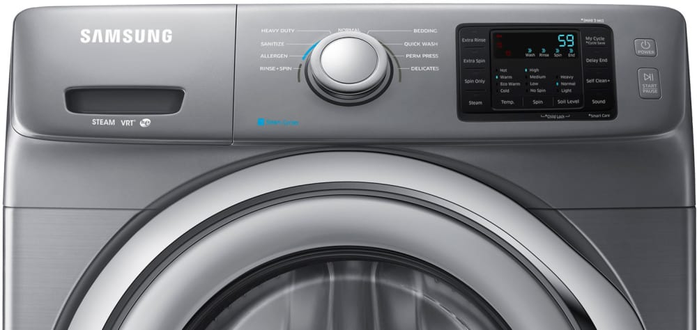 Samsung Wf45k6200az Front Load Washers New Gadget Home