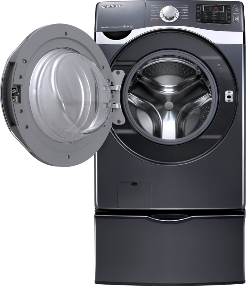 Samsung Wf455argswr 27 Inch Front Load Washer With 4 5 Cu Ft Capacity 15 Wash Cycles 12