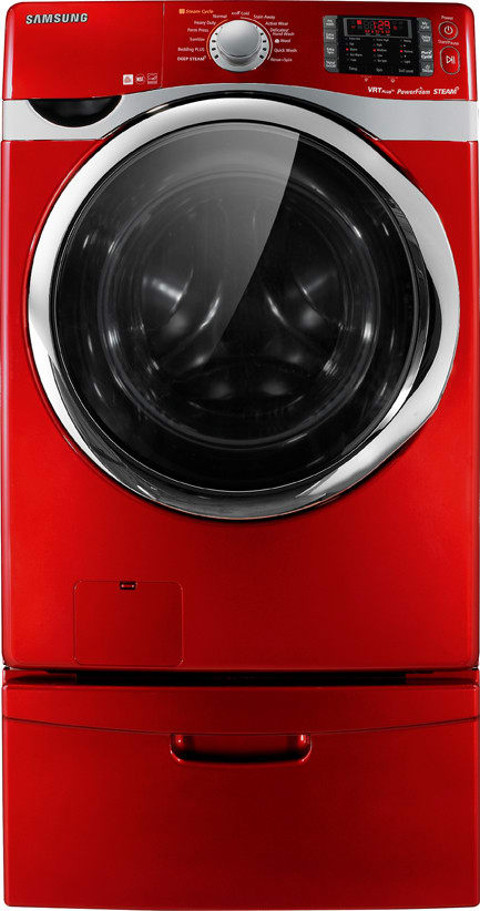 Samsung Wf511abr 27 Inch Front Load Washer With 4 3 Cu Ft