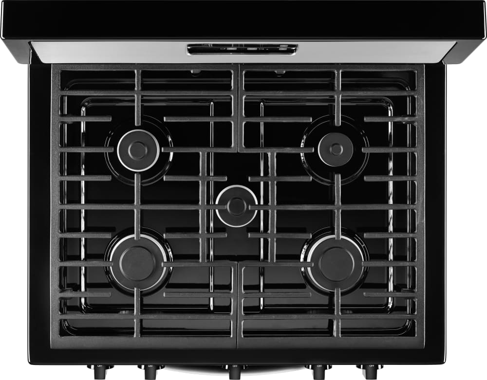 whirlpool wfg505m0bs 30 inch freestanding gas range with. Black Bedroom Furniture Sets. Home Design Ideas