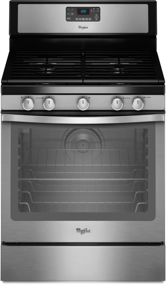 Whirlpool Wfg540h0as 30 Inch Freestanding Gas Range With 4