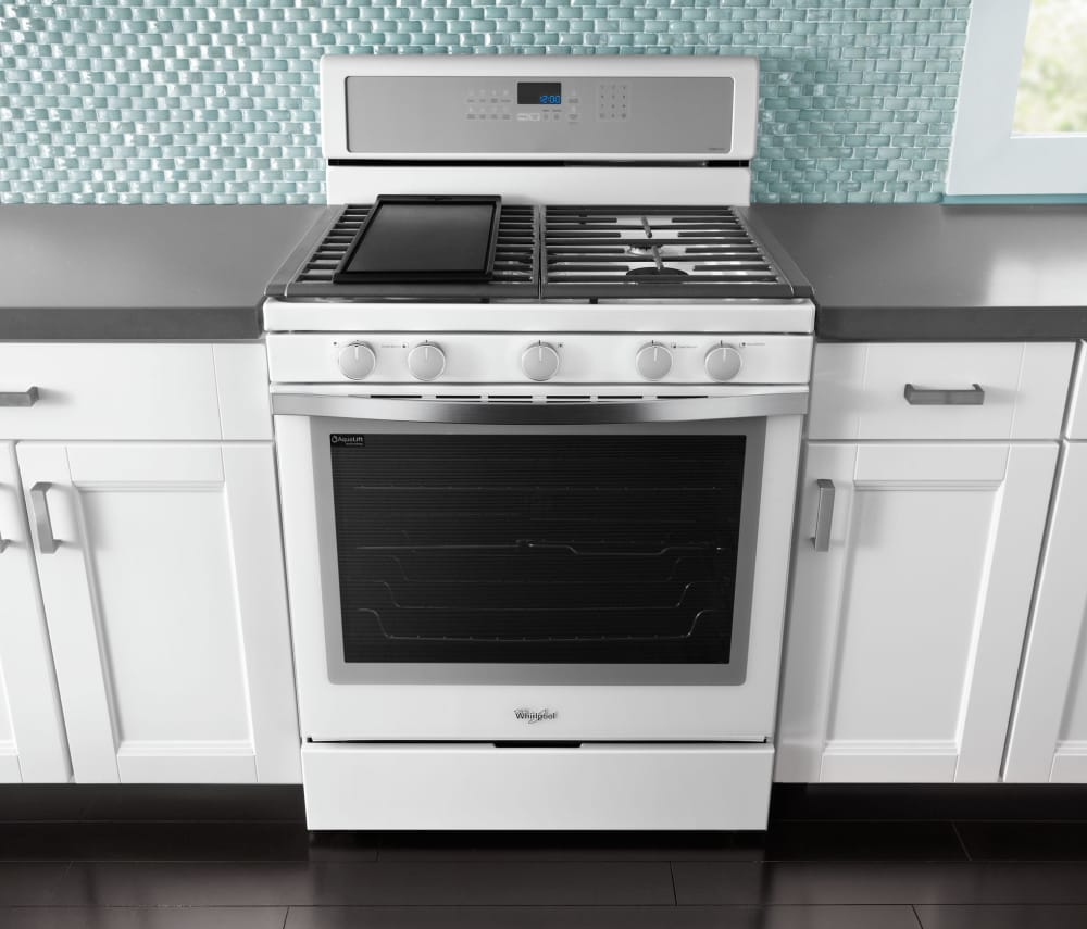 Whirlpool WFG710H0AH 30 Inch Freestanding Gas Range with 4 Sealed ...