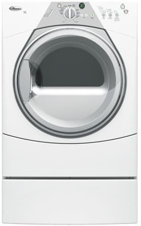 Whirlpool WED8300SW 27 Inch Electric Dryer with 6.7 cu. ft. Capacity, 9  Cycles, 5 Temperatures Options, AccelerCare Drying System and Interior Drum  Light: White with Grey Accents | Whirlpool Sport Duet Dryer Wiring Diagram |  | AJ Madison