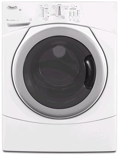 Whirlpool Wfw9150ww 27 Inch Front Load Washer With 3 5 Cu
