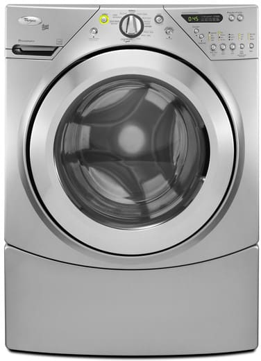 Whirlpool Wfw9450wl 27 Inch Front Load Washer With 4 4 Cu