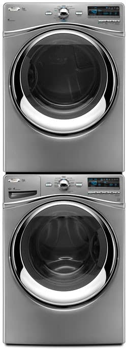Whirlpool Wfw94hexl 27 Inch Front Load Washer With 4 3 Cu