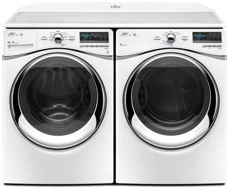 Whirlpool Wfw94hexw 27 Inch Front Load Washer With 4 3 Cu