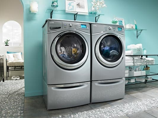 Whirlpool Wed97hexl 27 Inch Electric Steam Dryer With 7 4
