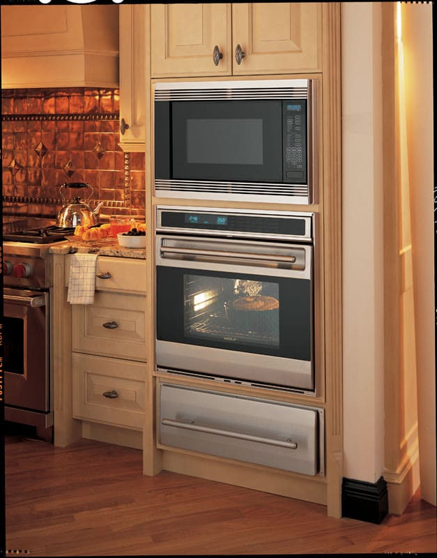 Wolf So30fs 30 Inch Single Electric Wall Oven With 4 5 Cu