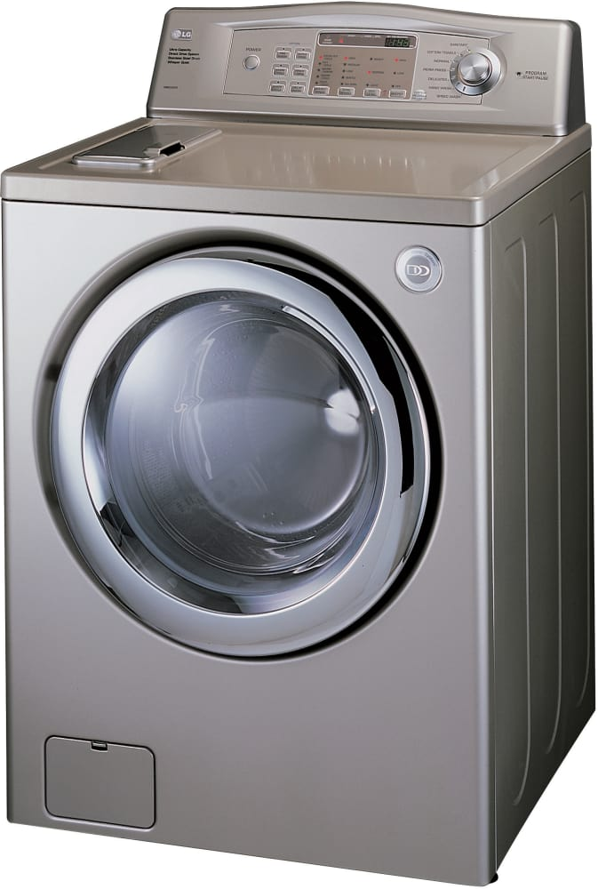 Lg Wm2032hs 27 Inch Front Load Washer W 3 72 Cu Ft