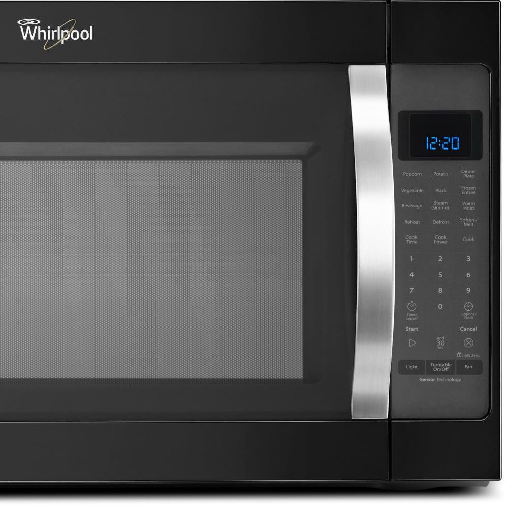 Whirlpool Wmh53520ce 2 0 Cu Ft Over The Range Microwave