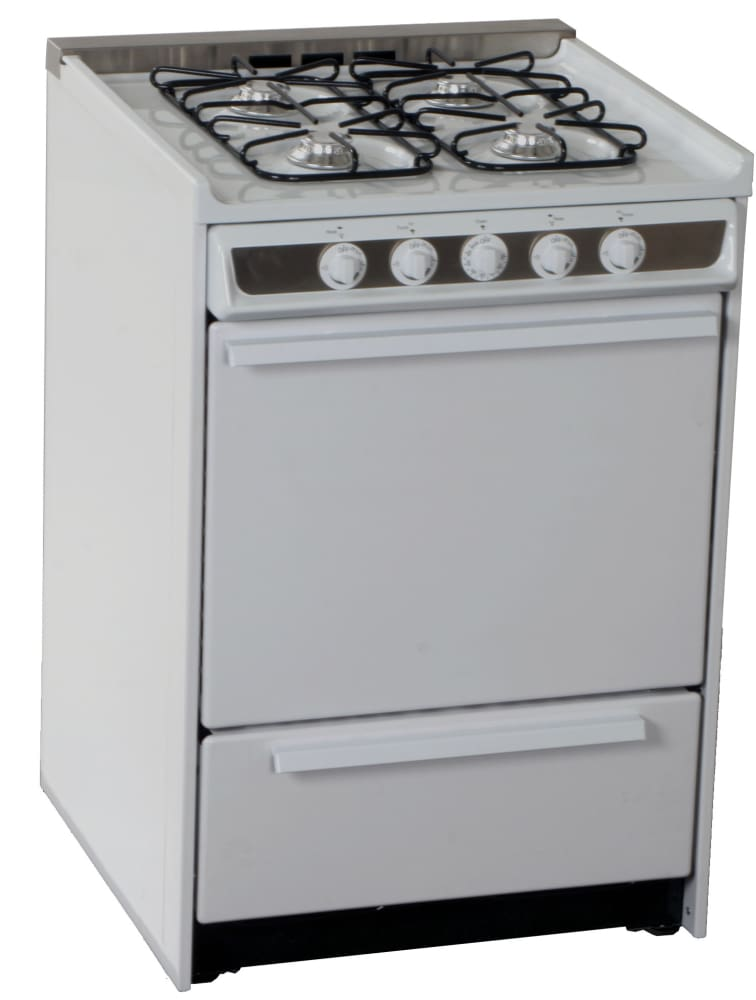 Summit Wlm616r 24 Inch Slide In Gas Range With Manual