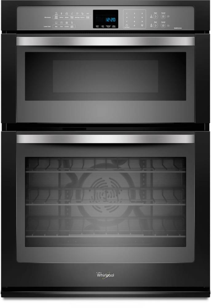 Whirlpool Woc95ec0ah 30 Inch Microwave Combination Wall
