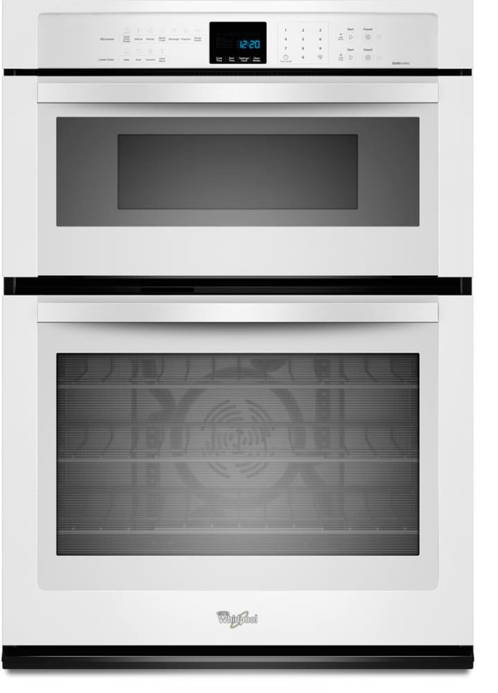 Whirlpool Woc95ec0ah 30 Inch Microwave Combination Wall