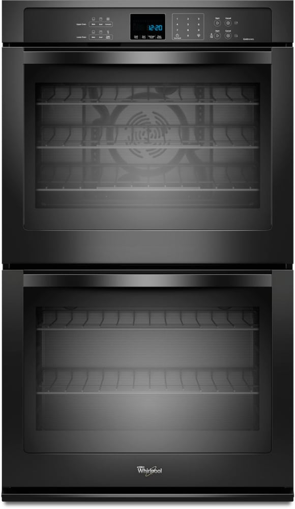 Whirlpool Wod93ec0ab 30 Inch Double Electric Wall Oven With True