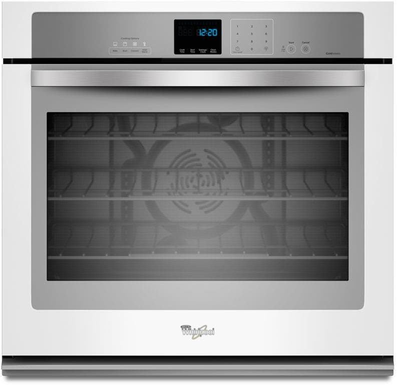 Whirlpool Wos92ec0ah 30 Inch Single Electric Wall Oven