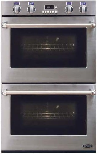 Dcs Woud230 30 Inch Double Electric Wall Oven With Two