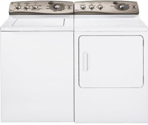 ge profile wpre8150kwt with matching dryer