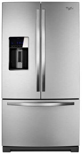 Whirlpool Wrf989sdam 36 Inch French Door Refrigerator With