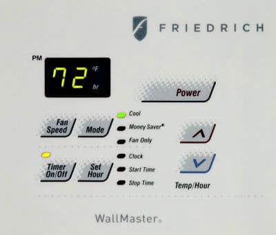 Friedrich Ws10c30d 10 000 Btu Thru The Wall Air
